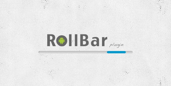 CodeCanyon RollBar jQuery ScrollBar Plugin 2113353