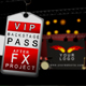 Backstage Pass AE Project - VideoHive Item for Sale