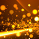 Golden Streaks - VideoHive Item for Sale
