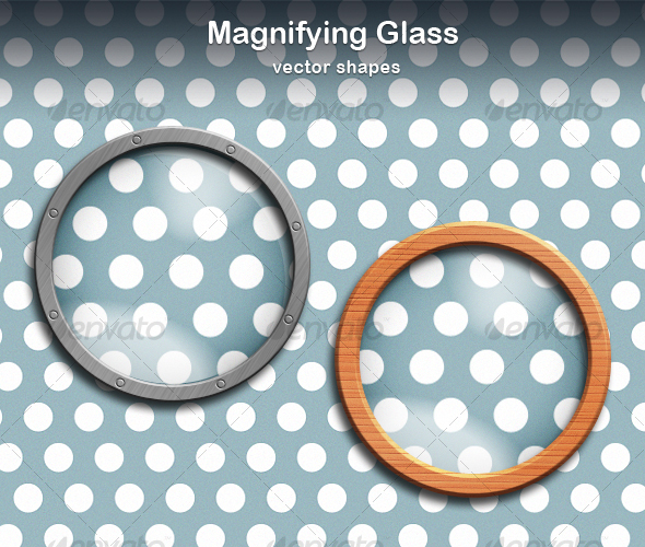 Magnifying Glass Help.  - Miscellaneous Graphics