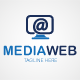 Media Web Logo Template - GraphicRiver Item for Sale