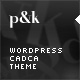 WordPress Cadca Theme - 6 Skins - ThemeForest Item for Sale
