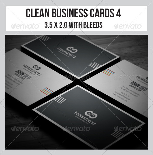 Corporate Business Cards 4