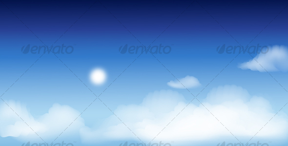 GraphicRiver Bluesky 112429