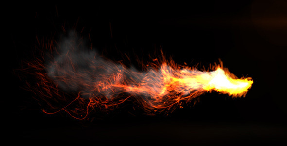 After Effects Project Files - Firestorm | VideoHive