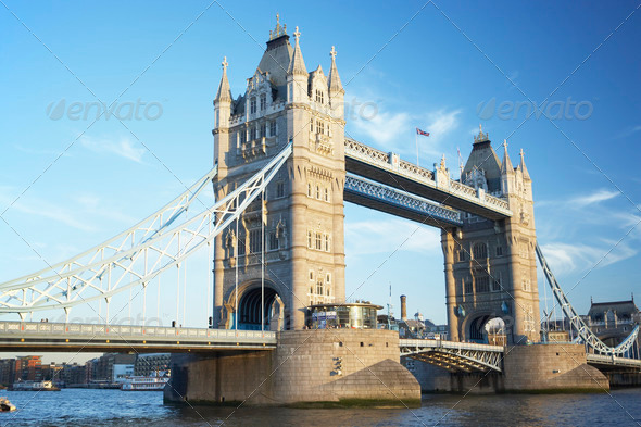 Stock Photo - PhotoDune Tower Bridge London England 328656