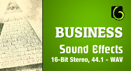 Money & Business -  Sound Effects