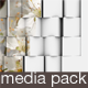 3d Cubes - Media Pack - VideoHive Item for Sale