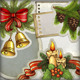 Vintage Christmas Decoration - GraphicRiver Item for Sale