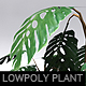 Lowpoly plant - 3DOcean Item for Sale