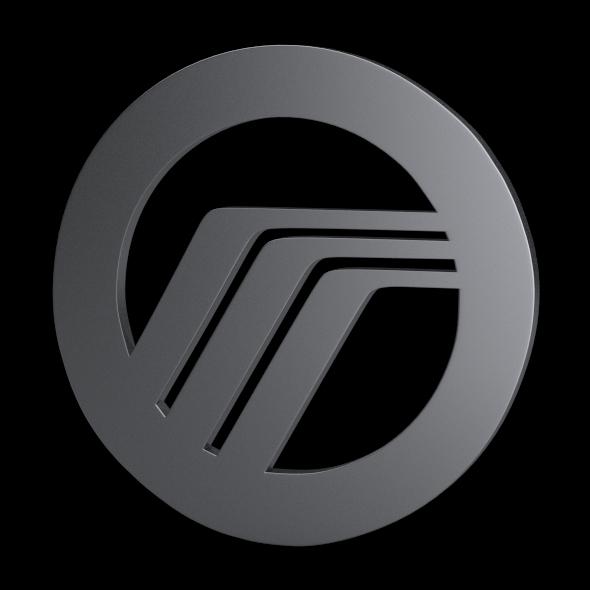 3DOcean Mercury Logo 3197512