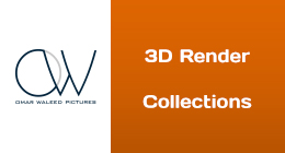3D Render Collections