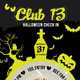 CLUB13 HALLOWEEN - GraphicRiver Item for Sale