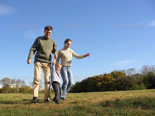 Stock Photography - Happy family 2 Photodune 3260544