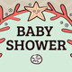 Baby Shower Card Template - GraphicRiver Item for Sale