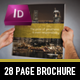 Exclusive Brochure - GraphicRiver Item for Sale