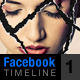FB Timeline Cover 01 - Ripped Photo - GraphicRiver Item for Sale