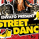 Street Music and Dance Flyer - GraphicRiver Item for Sale