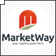 Market Way Logo - GraphicRiver Item for Sale