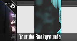 Youtube Channel Backgrounds