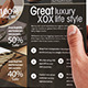 Luxury Trifold Brochure - GraphicRiver Item for Sale