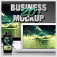 20+ Business Mockups - GraphicRiver Item for Sale