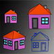 3D Animated House - ActiveDen Item for Sale