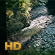 River Through An Opening In The Forest - VideoHive Item for Sale