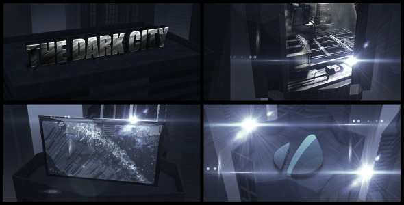 VideoHive The Dark City 2887432