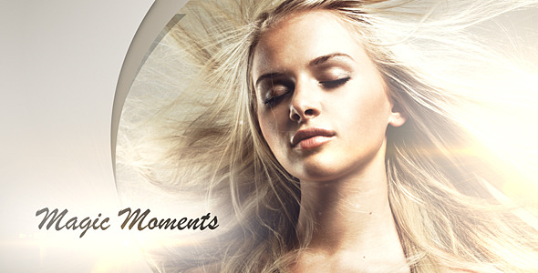 VideoHive Magic Momments 3215437