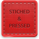 Stiched and Pressed Linen Cloth - GraphicRiver Item for Sale