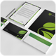 Green Leaf Corporate Identity - GraphicRiver Item for Sale
