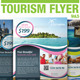 Tourism Flyer Vol.5 - GraphicRiver Item for Sale