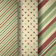 9 Vintage Christmas Background Patterns - GraphicRiver Item for Sale