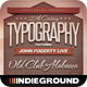 Typography Flyer/Poster - GraphicRiver Item for Sale