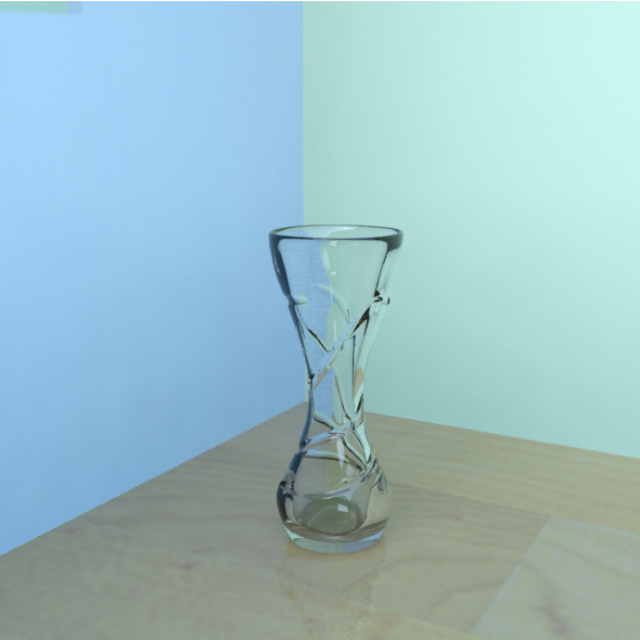 3DOcean Vase 113384