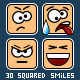 30 Squared Smiles - GraphicRiver Item for Sale