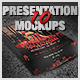 10 Presentation Mockups - GraphicRiver Item for Sale