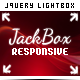 JackBox - Responsive Lightbox - CodeCanyon Item for Sale