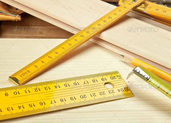 rulers - Stock Photo - Images