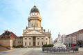 Gendarmenmarkt, French Cathedral, Berlin - PhotoDune Item for Sale