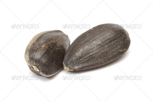 Sunflower seeds - Stock Photo - Images