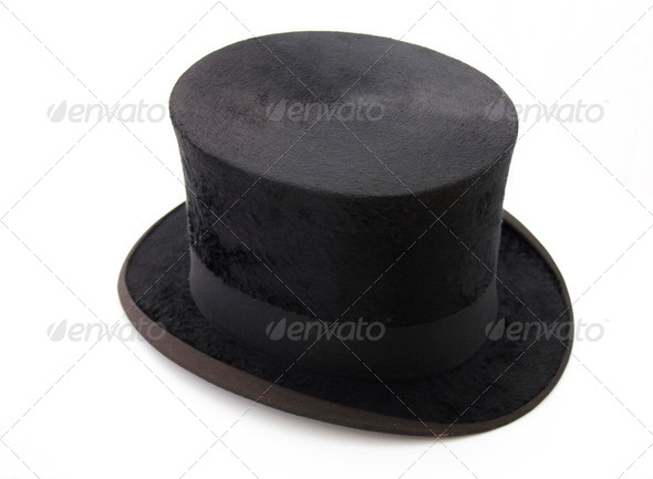 Top hat - Stock Photo - Images