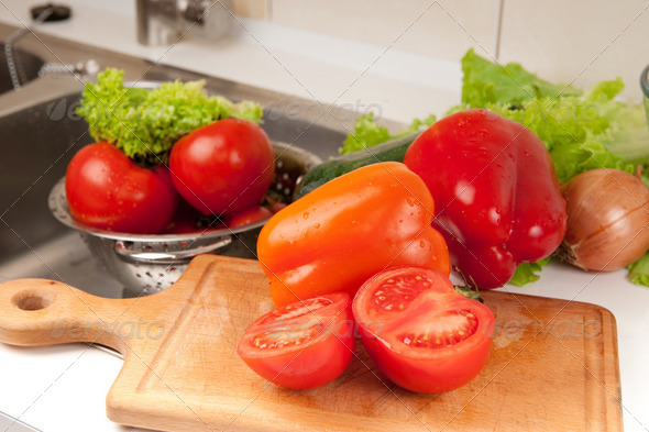 Vegetables - Stock Photo - Images