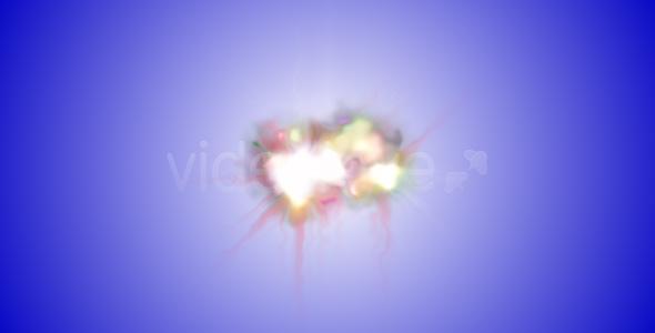 Sprite Explosion Reveal VideoHive Motion Graphic  Revealer  Electric 113816