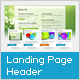 Landing Page Header - ActiveDen Item for Sale