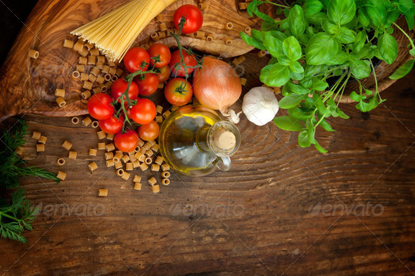 PhotoDune Italian cooking 2034238