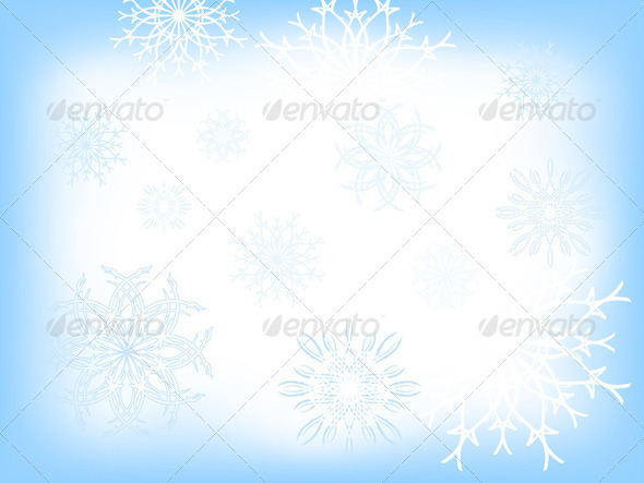 Vector christmas background - Stock Photo - Images