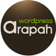 Arapah - Modern Culinary WordPress Themes - ThemeForest Item for Sale