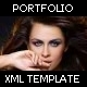 XML Portfolio Template (Youtube) v3 - ActiveDen Item for Sale